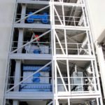 Module feed mill